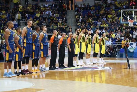 Fenerbahçe-Herbalife Gran Canaria
