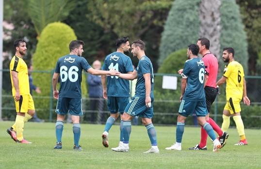 Fenerbahçe 3-0 İstanbulspor