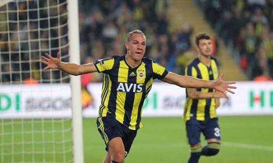 Frey, son 5 resmi maçın 4'ünde gol attı