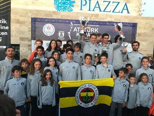 TYF Atatürk Kupası Yarışları sona erdi