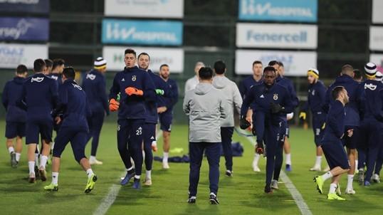 BB Erzurumspor maçı hazırlıkları tamamlandı