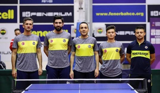 Fenerbahçe Erkek Masa Tenisi Takımı