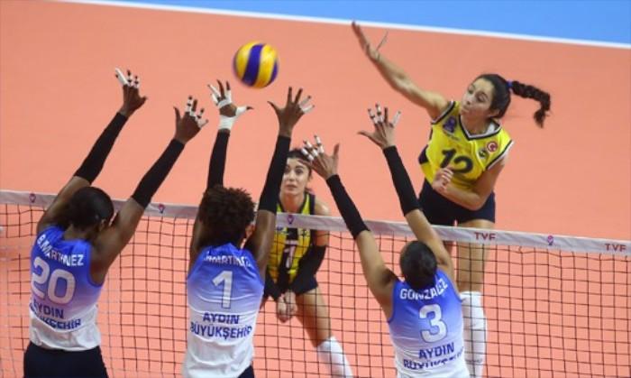 Fenerbahçe Kadın Voleybol Takımı