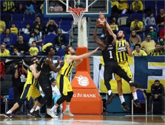 Fenerbahçe Beko 89-64 Adatıp Sakarya BŞB