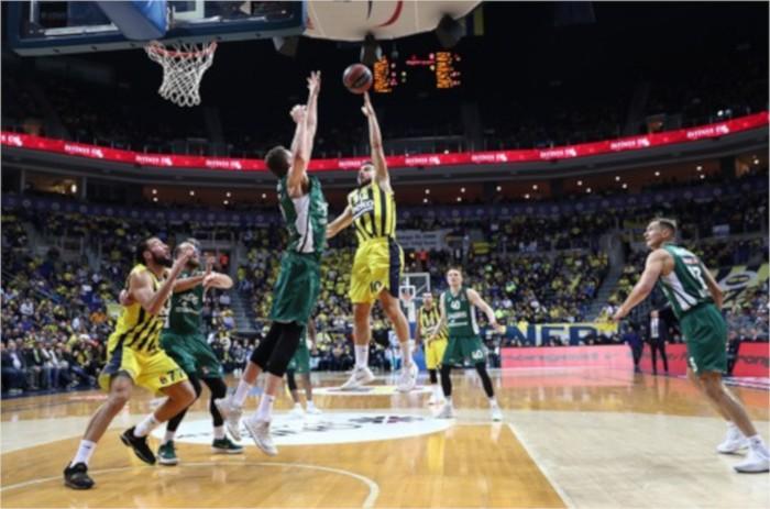 Fenerbahçe-Zalgiris Kaunas