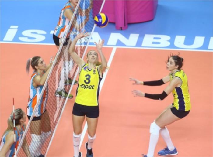 Fenerbahçe Opet 3-0 Kameroğlu Beylikdüzü İhtisas